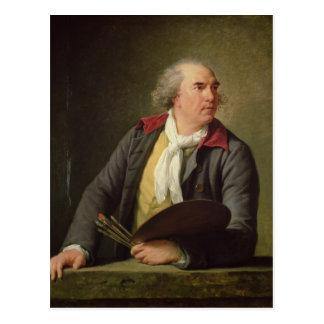 Retrato de Huberto Roberto 1788 Postal