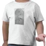 Retrato de Isabel Elena Rubenst Camisetas
