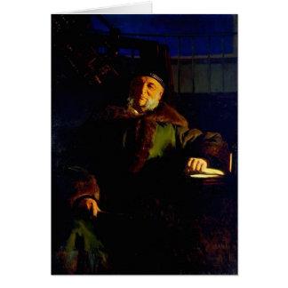 Retrato de Ivan Kramskoy- del astrónomo Otto Struv Felicitaciones
