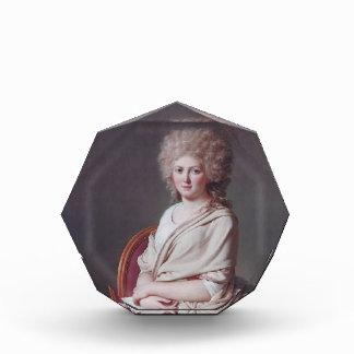 Retrato de Jacques David de Anne Marie Louise