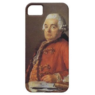 Retrato de Jacques David de Jacques Francois iPhone 5 Carcasa