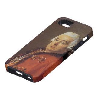 Retrato de Jacques David de Jacques Francois iPhone 5 Carcasas