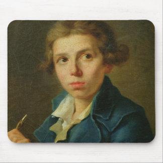Retrato de Jacques-Louis David como juventud Mousepad