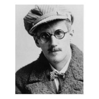 Retrato de James Joyce del vintage Tarjetas Postales
