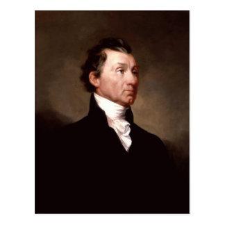 Retrato de James Monroe de Samuel Morse Tarjetas Postales