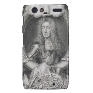 Retrato de James VII de Escocia, II de Inglaterra  Motorola Droid RAZR Carcasas