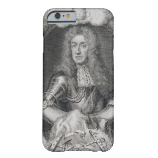 Retrato de James VII de Escocia, II de Inglaterra Funda De iPhone 6 Barely There