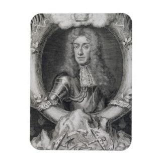 Retrato de James VII de Escocia, II de Inglaterra  Imán