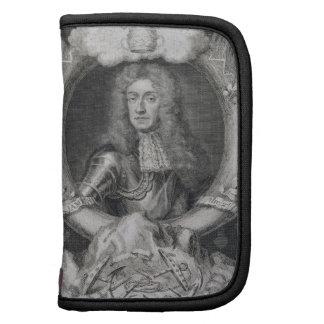 Retrato de James VII de Escocia, II de Inglaterra  Planificadores
