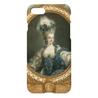 Retrato de Janinet de la bella arte de Funda Para iPhone 7