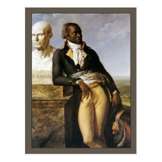 Retrato de Jean-Baptiste Belley Postal