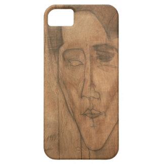 Retrato de Jean Cocteau (1889-1963) 1917 (lápiz iPhone 5 Carcasas