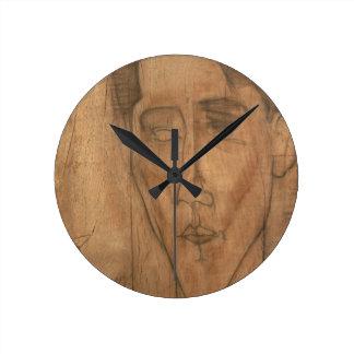 Retrato de Jean Cocteau (1889-1963) 1917 (lápiz Reloj Redondo Mediano
