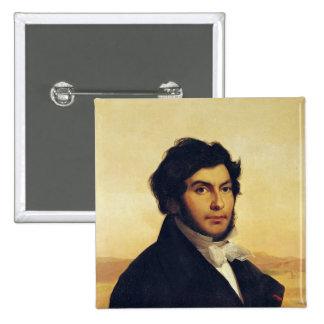 Retrato de Jean-Francois Champollion 1831 Pin