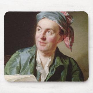 Retrato de Jean-Francois Marmontel 1767 Tapete De Ratón