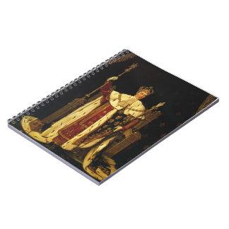 Retrato de Jean Ingres- de Charles X Libro De Apuntes