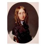 Retrato de Jean Ingres- de señora Federico Reiset Tarjetas Postales