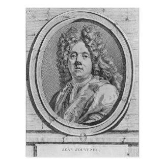 Retrato de Jean Jouvenet Postales