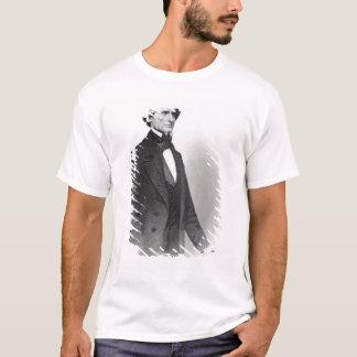 Retrato de Jefferson Davis Playera