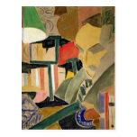 Retrato de Joan Salvat-Papasseit 1918 Postales