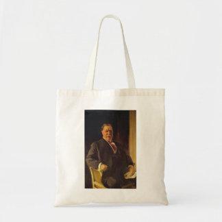 Retrato de Joaquín Sorolla- de Sr. Taft, president Bolsas Lienzo