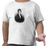 Retrato de John Clare Camiseta