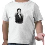 Retrato de John Clare Camisetas