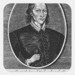 Retrato de John Donne Colcomanias Cuadradases