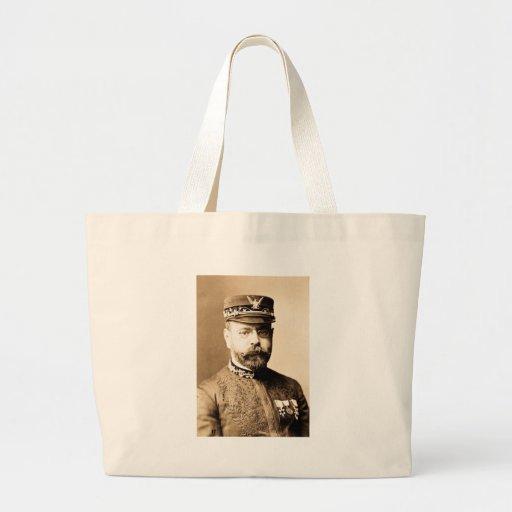 Retrato de John Philip Sousa Bolsa De Mano