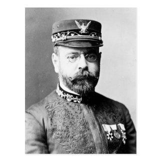 Retrato de John Philip Sousa Tarjeta Postal