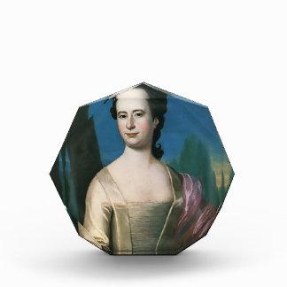 Retrato de John Singleton Copley- de una mujer
