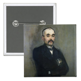 Retrato de Jorte Clemenceau 1879 Pin