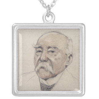 Retrato de Jorte Clemenceau Collares Personalizados