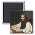 Retrato de Jose de Siguenza, anteriormente y bibli Imán Cuadrado