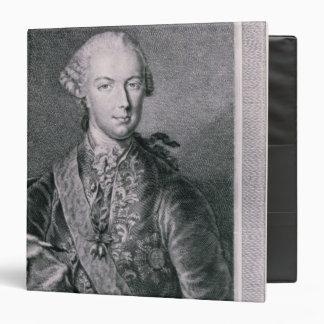 """Retrato de José II Carpeta 1 1/2"""""""