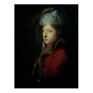 Retrato de José Marchi 1753 Tarjetas Postales