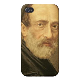 Retrato de José Mazzini iPhone 4/4S Fundas