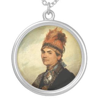 Retrato de Joseph Brant de Gilbert Estuardo Joyería