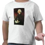 Retrato de Joseph Priestley (1733-1804) Camisetas