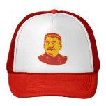 Retrato de Joseph Stalin Gorros Bordados