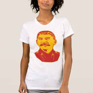 Retrato de Joseph Stalin Playera