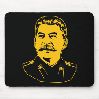 Retrato de Joseph Stalin Alfombrillas De Ratones