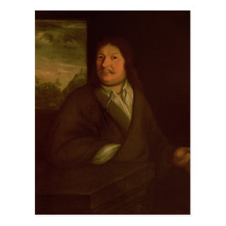 Retrato de Juan Ambrosius Bach, 1685 Postal