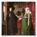Retrato de Juan Arnolfini y su esposa Arte Con Fotos