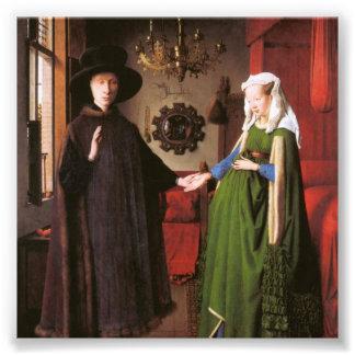 Retrato de Juan Arnolfini y su esposa Fotografías