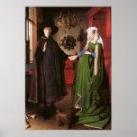 Retrato de Juan Arnolfini y su esposa Impresiones