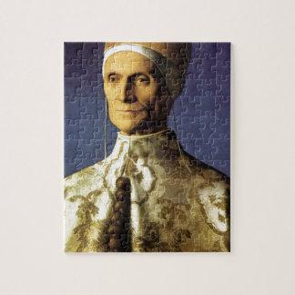 Retrato de Juan Bellini de Leonardo Loredan del du Rompecabeza Con Fotos