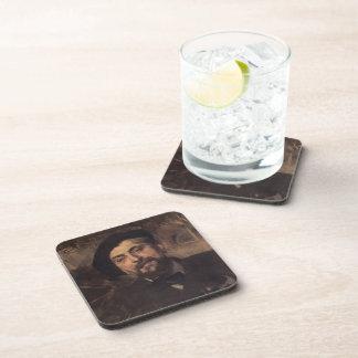 Retrato de Juan Boldini- de Ernesto Ange Duez Posavasos De Bebidas