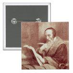 Retrato de Juan Calvino (1509-1564) (grabado) Pins