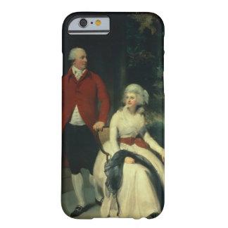 Retrato de Juan Julio Angerstein (1735-1823) y Funda Barely There iPhone 6
